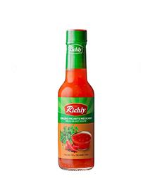Chilero picante mexicano 150g